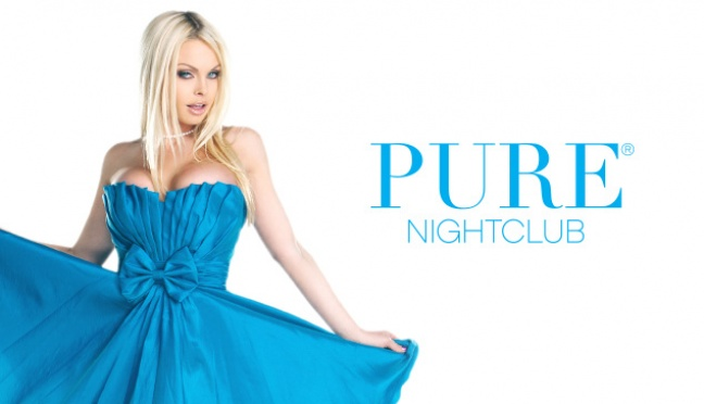 Jesse Jane Hosts AVN After-Party at PURE Nightclub