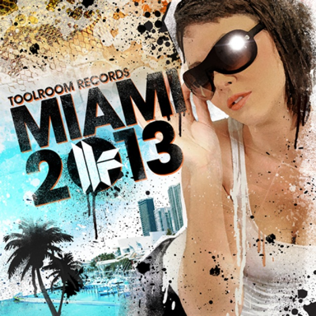 Album Review: Toolroom Records - Miami 2013